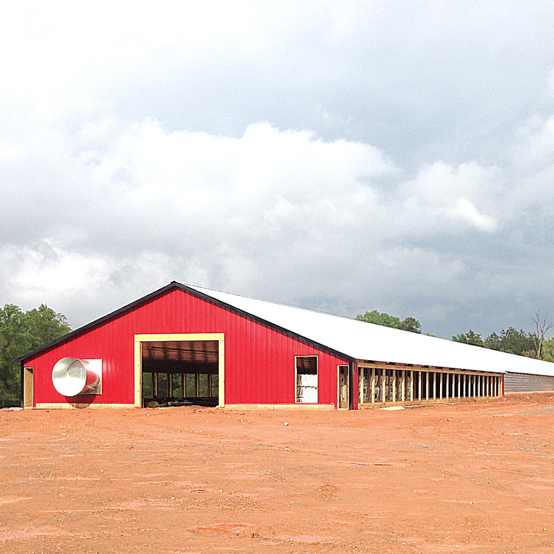 Chicken House - North Carolina Farm Insurance